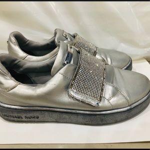 Michael Kors Shoes - Michael kors girls slip on sneaker size  1